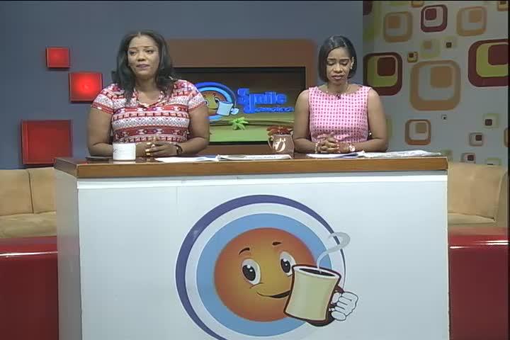 Smile Jamaica- (Clip 1 of 3- Hot Topics)-May 23 2016- 00.07.21- TVJ WEB