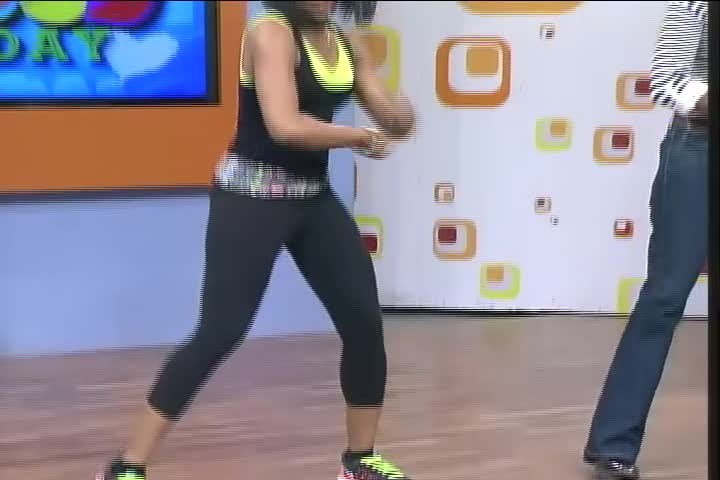 Smile Jamaica (Clip 3 of 3) - May 27 2016 -Zumba - 00.06.26
