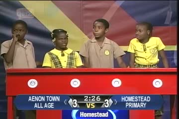 Aenon Town All Age vs Homestead Primary - July 21, 2016