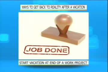Ways To Get Back To reality After A Vacation - Smile Jamaica - August 30 2016