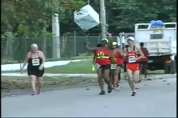 Record Turnout for Reggae Marathon - Prime Time Sports