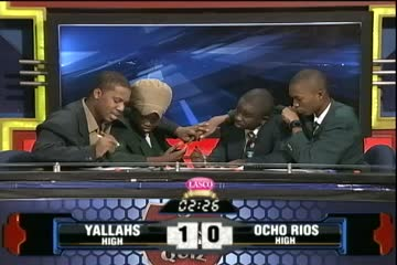 Yallahs High vs Ocho Rios High