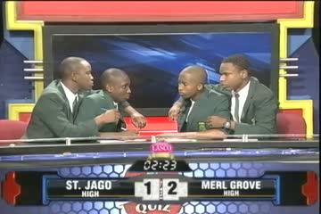 St. Jago High vs Merl Grove High