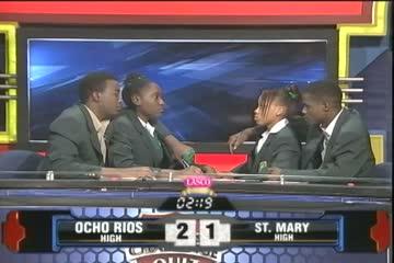 Ocho Rios High vs St. Mary High