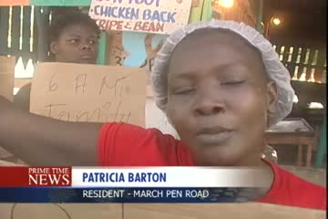 March Pen Protest