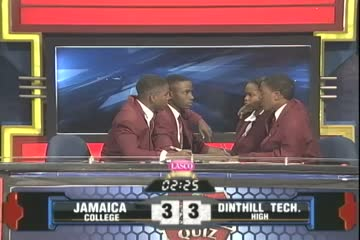 Jamaica College Vs Dinthill Tech High