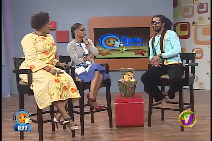 Smile Jamaica - (Clip 3 of 3) - November 24 2015 - Lymie Murray and Friends - 00.02.36