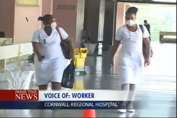 Hospital in Crisis