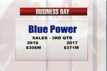 Blue Power Gains Strength