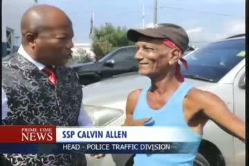 Best Dressed Traffic Cop