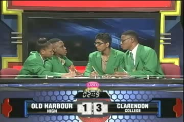 Old Harbour High vs Clarendon College