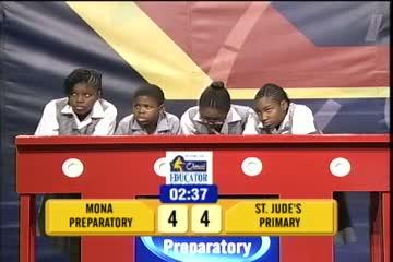 Mona Preparatory vs St Judes Primary - Semi Finals