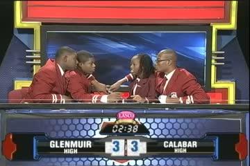 Calabar High vs Glenmuir High