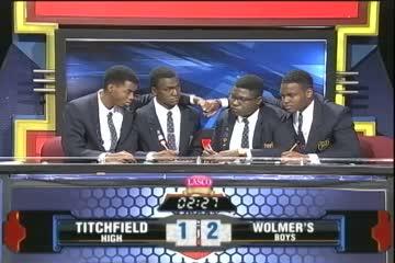 Titchfield High vs Wolmers Boys School