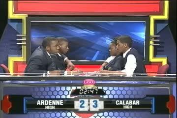Ardenne High vs Calabar High